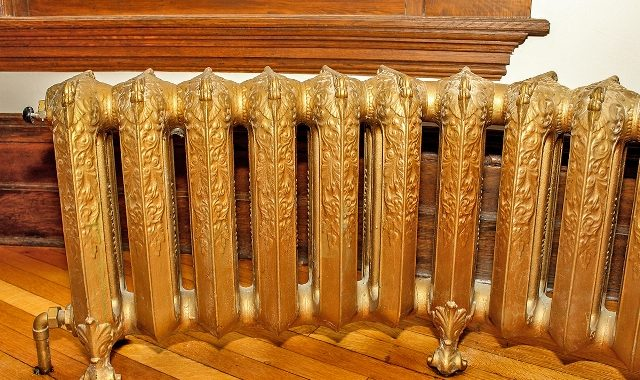 Original Cast Iron Radiators - Copy