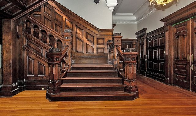 RennieGrand Staircase in Foyer - Copy