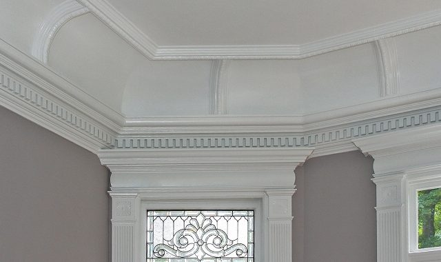 Restored Dinning Room Ceiling - Copy
