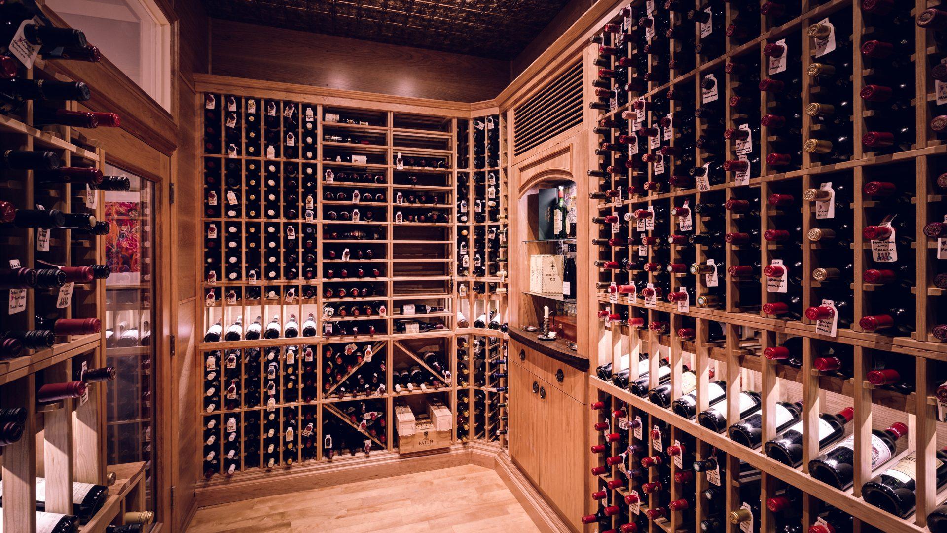 Wine Cellars Spaces Nl